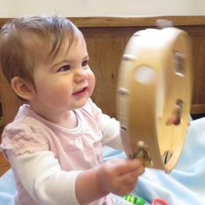 Baby at Bumblebeats